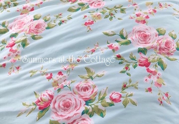 Cottage Chic Duvet Comforter Cover Set
