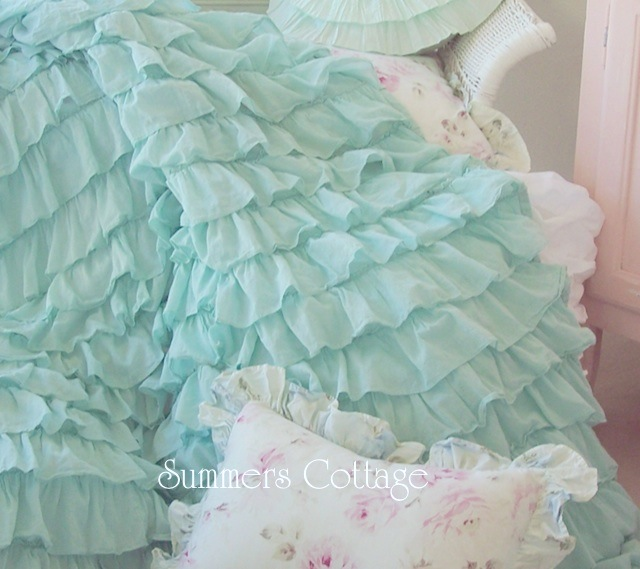 Dreamy Layers of Ruffles!