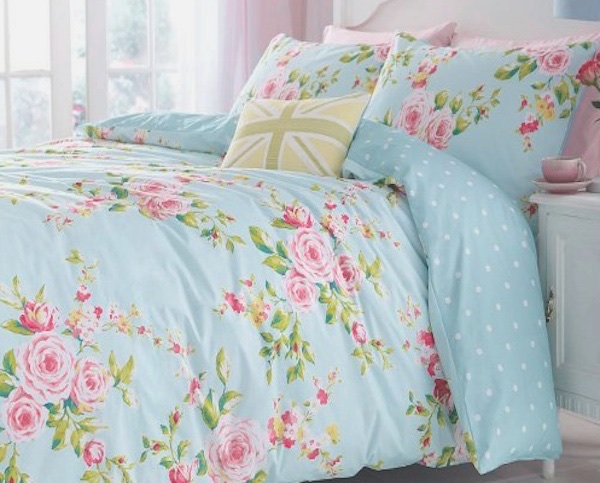 cottage chic duvet comforter cover set