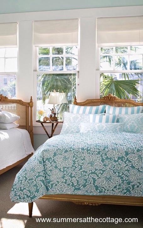 Summer Beach House Bedding