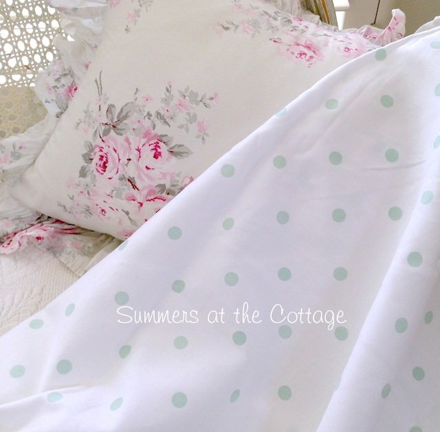 Cottage Home Cotton Sheets