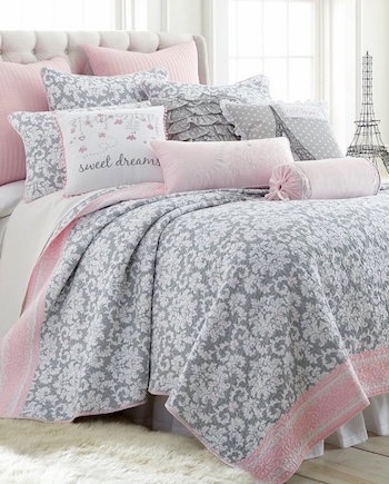 Shabby Chic Beach Cottage Bedding Linens Rachel Ashwell Duvet ...