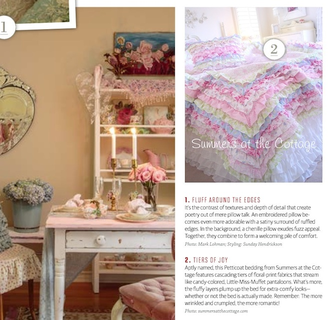 Cottage Chic Gallery Shabby Chic Romantic Homes Coastal