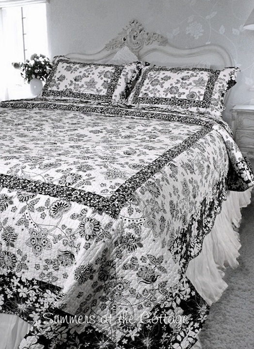 Classically Romantic Countryside Fleur de Jardin Bedding