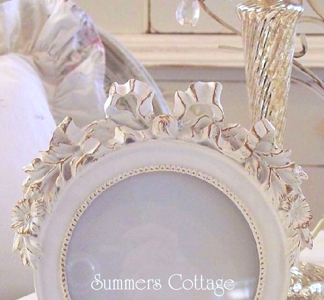 Shabby French Picture Frame