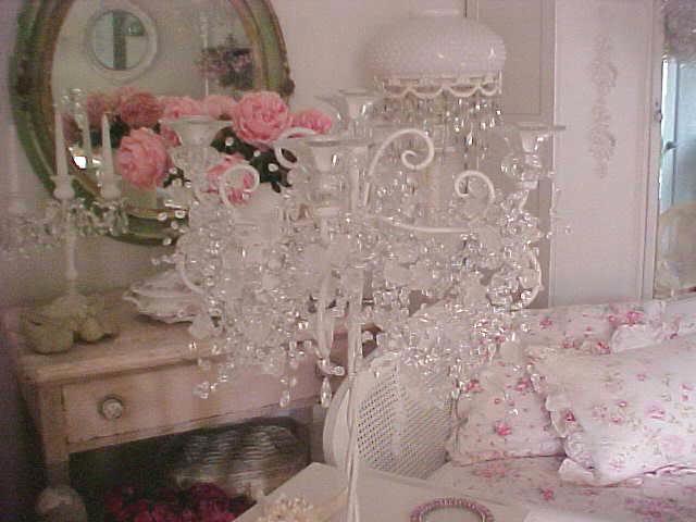 Crystal Garland Wreath