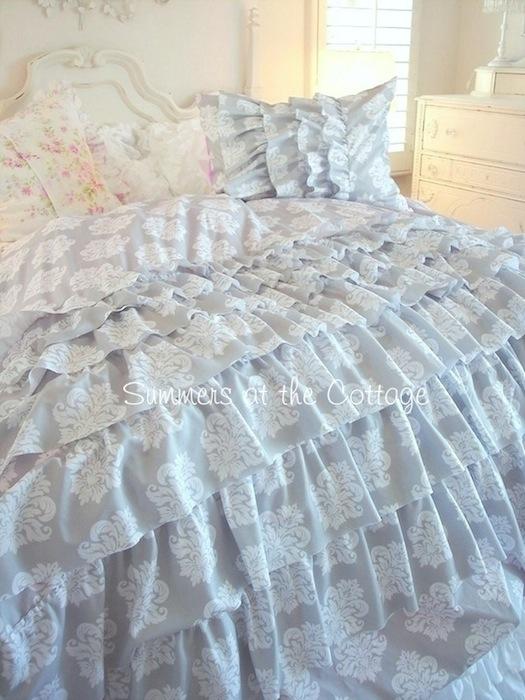 gray ruffle bedding 28 images 149 nwot urban