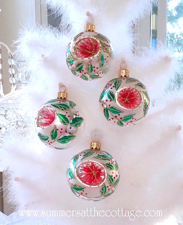Shiny Reflective Christmas Ornament