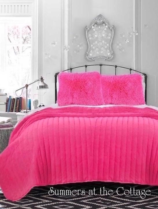 Urban Chic Hot Pink Bedding