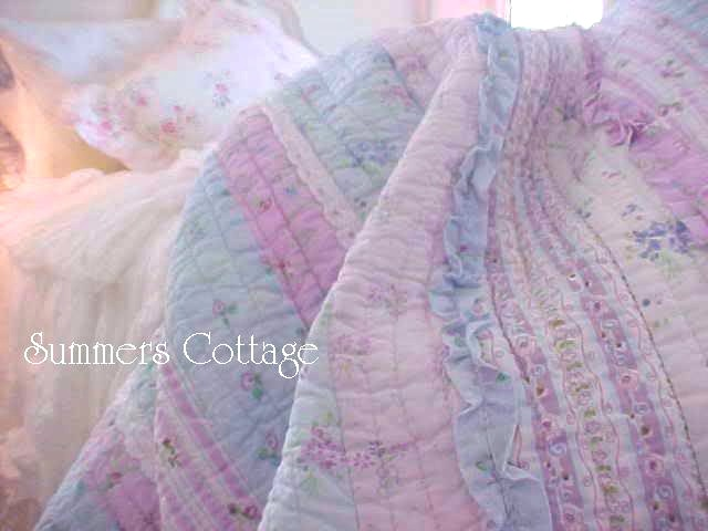 Shabby Cottage Quilt