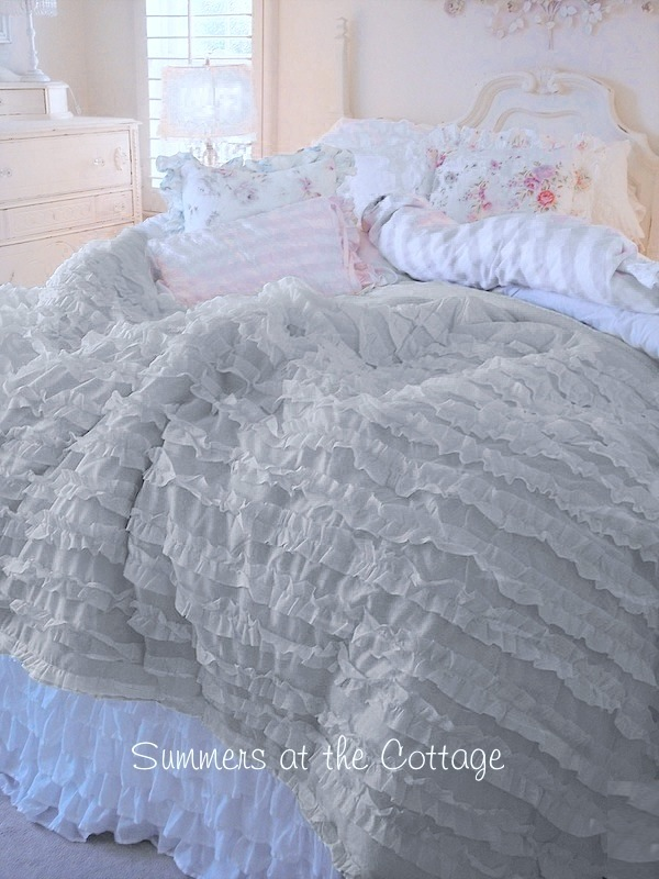 Ruffle Comforter Deals On 1001 Blocks