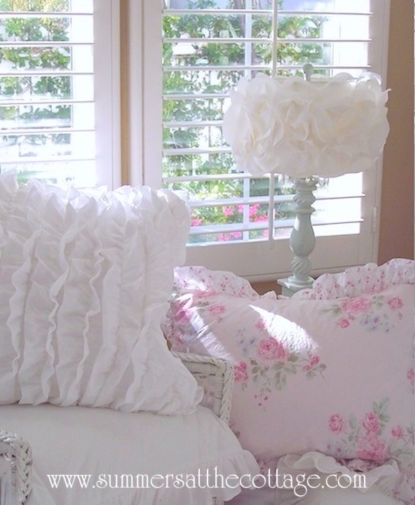 Shabby Chic Rachel Ashwell Pillows