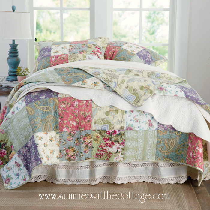 Tuscany Wine Roses Bedding