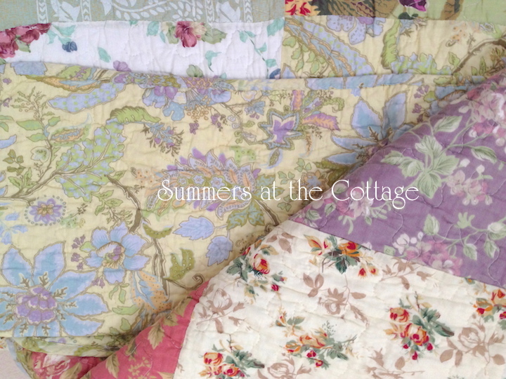 Patchwork Bedding