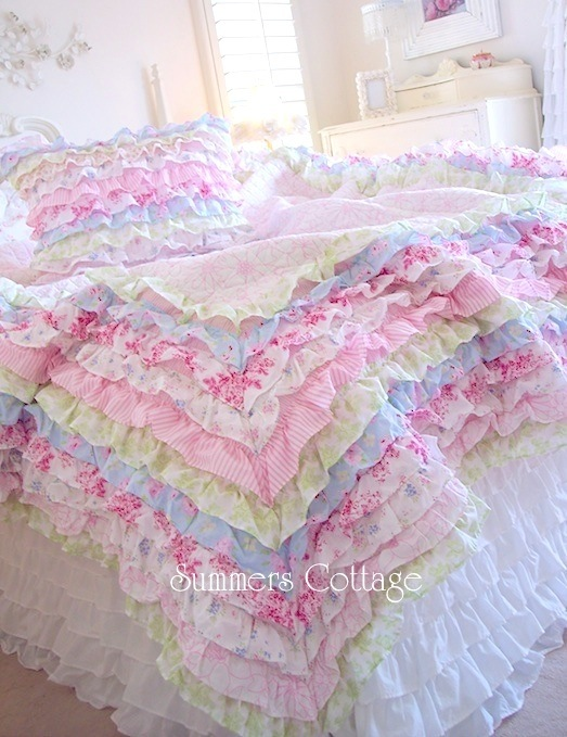 Eleven Layers of Ruffles