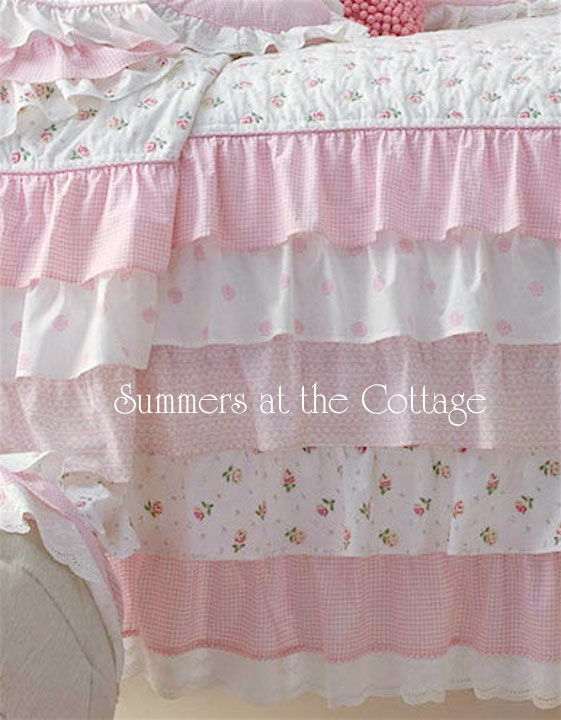 Ruffled Cottage Colors