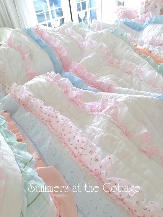 Petticoat Ruffles