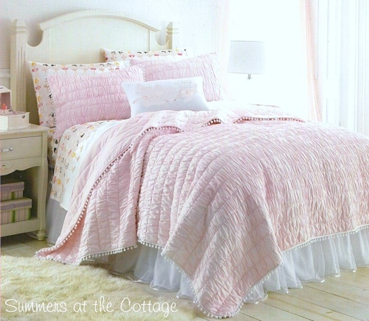 Shabby Cottage Chic Bedding Twin Quilts forter Rag