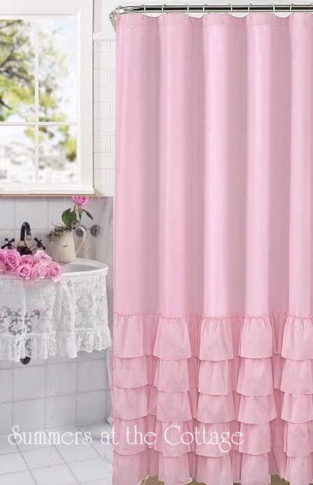 Dreamy Pink Savannah Ruffles