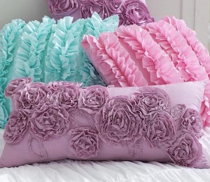 Lilac Lavender Dreams Pillow