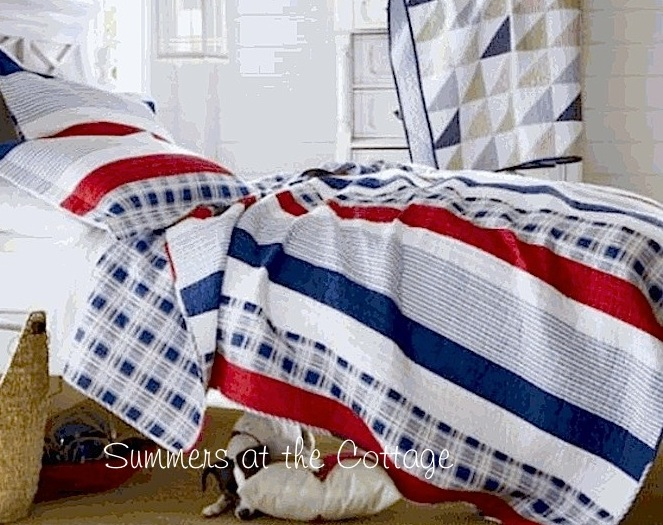Sag Harbor Bedding