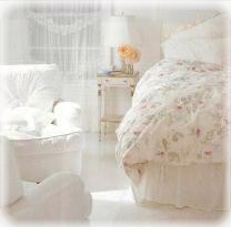 Shabby Chic Beach Cottage Bedding Linens Rachel Ashwell