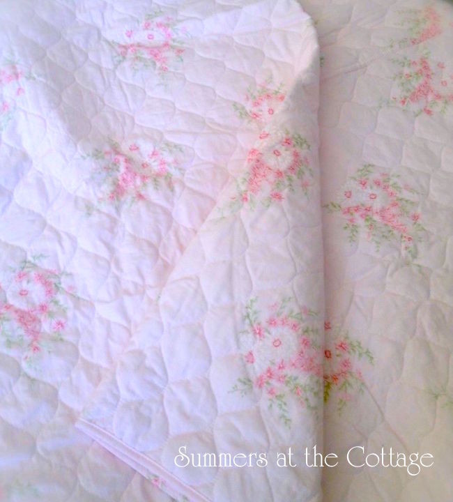 Shabby Chic Pink Corsage