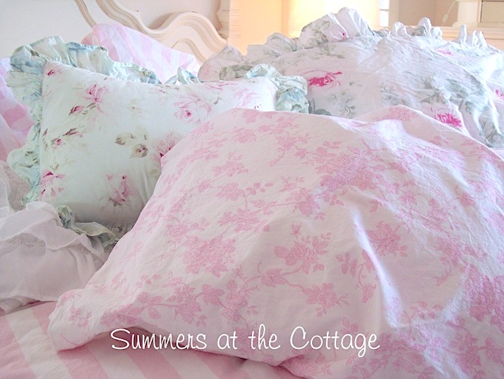 Cottage Chic Sheet Sets
