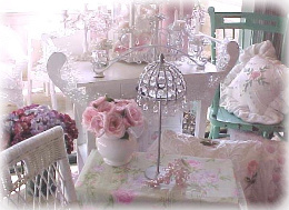 Shabby Chic Cottage Decor And Vintage Finds