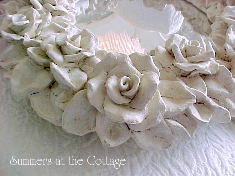 Shabby Chic French Cottage Roses