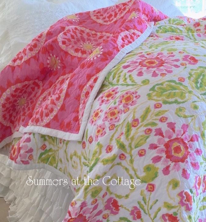 Sunny Summer Bedding