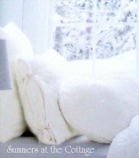White Fur Winter White Sherpa