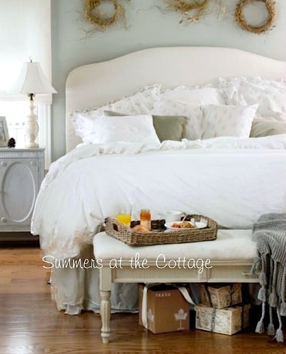 french cottage shabby white chic pure linen duvet u0026 pillow shams set king or queen