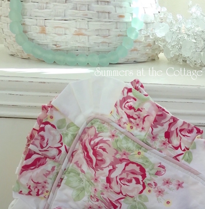 Shabby Chic Duvet Fabric