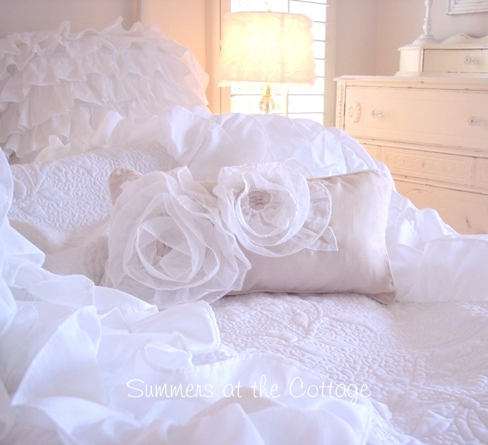 White Roses on Taupe